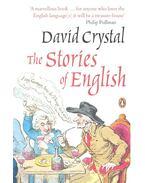 The Stories of English - Crystal, David