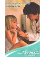 Her Longed-For Family - Metcalfe, Josie