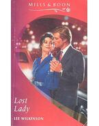 Lost Lady - Wilkinson, Lee