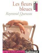 Les fleurs bleues - Queneau, Raymond