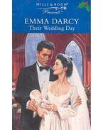Their Wedding Day - Darcy, Emma