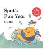 Spot's Fun Year - HILL, ERIC