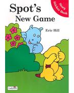 Spot's New Game – Story Sticker Book - HILL, ERIC