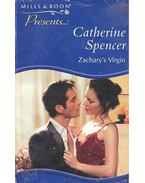 Zachary's Virgin - Spencer, Catherine