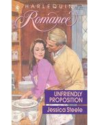 Unfriendly Proposition - Jessica Steele