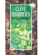 Books of Blood #1 - Clive Barker