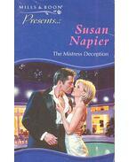 The Mistress Deception - Napier, Susan