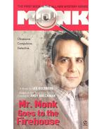 Monk – Mr. Monk Goes to the Firehouse - Goldberg, Lee