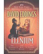 Elenium – The Diamond Throne; The Ruby Knight; The Sapphire Rose - Eddings, David