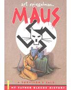 Maus - Spiegelman, Art