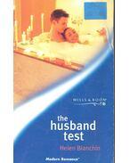 The Husband Test - Bianchin, Helen