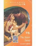 The Sister Swap - Napier, Susan