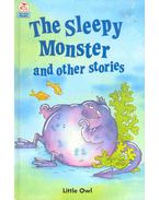 The Sleepy Monster - HOPWOOD, CLIVE