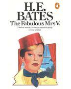 The Fabulous Mrs V. - H. E. Bates