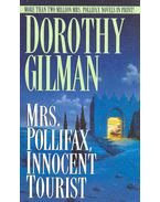 Mrs. Pollifax, Innocent Tourist - GILMAN, DOROTHY