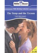 The Temp and the Tycoon - Fielding, Liz