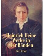 Werke I-IV - Heine, Heinrich