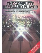 The Complete Keyboard Player – Omnibus Edition:Book 1 2 and 3 - BAKER, KENNETH