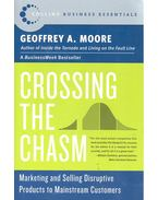 Crossing the Chasm - MOORE, GEOFFREY A.