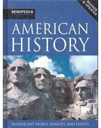 American History - WILLIAMSON, RANA K. (editor)