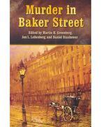 Murder in Baker Street - GREENBERG, MARTIN H. - LELLENBERG, JON L. - STASHOWER, DANIEL