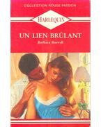 Un lien brulant - Boswell, Barbara