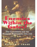 Enemies Within the Gates? The Comintern and the Stalinist Repression, 1934 – 1939 - CHASE, WILLIAM J.