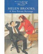 The Private Revenge - Brooks, Helen