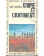 Crime et chatiment I-II. - DOSTOIEVSKI