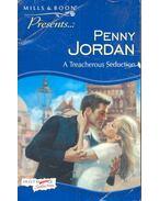 A Treacherous Seduction - Jordan, Penny