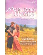 Montana Legends - MALLERY, SUSAN – WILLIAMS, BRONWYN – DAVIDSON, CAROLYN