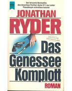 Das Genessee Komplott - RYDER, JONATHAN