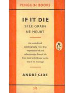 If it Die - Gide, André