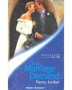 The Marriage Demand - Jordan, Penny