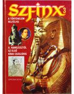 Szfinx 3. - Huf, Hans-Christian