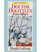 Doctor Dolittle's Post Office - Hugh Lofting