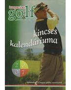 Hungarian Golf Kincses Kalendárium 2007