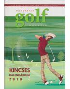 Hungarian Golf Kincses Kalendárium 2010