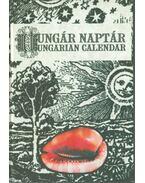 Hungár naptár - Hunnivári Zoltán