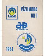 HVSE - Vízilabda OB I 1984