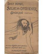 Solness építőmester (dedikált) - Ibsen Henrik