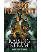 Raisin Steam - Terry Pratchett