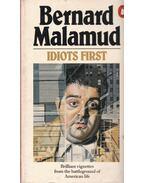 Idiots first - Bernard Malamud