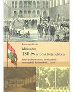 Időutazás - 130 év a torna történetében - Karácsony István