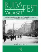 Budapest választParlamenti és törvényhatósági választások Budapesten, 1920-1945 - Ignácz Károly