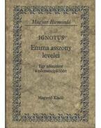 Emma asszony levelei - Ignotus