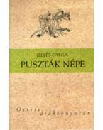 Puszták népe  - Osiris diákkönyvtár - Illyés Gyula