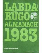 Labdarúgó almanach 1983 - Hoffer József
