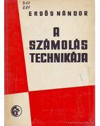 A számolás technikája - Erdős Nándor