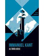 Azörök béke - Helikon Zsebkönyvek 71. - Immanuel Kant